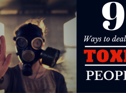 9 Ways to Deal with Toxic People in Workplace