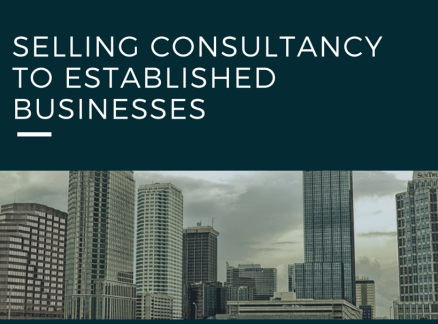 Selling Consultancy to Established Businesses