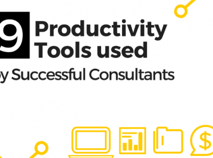 9 Productivity Tools used by Successful Consultants