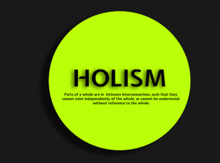Philosophy of Holism: There is Nothing New in Existence