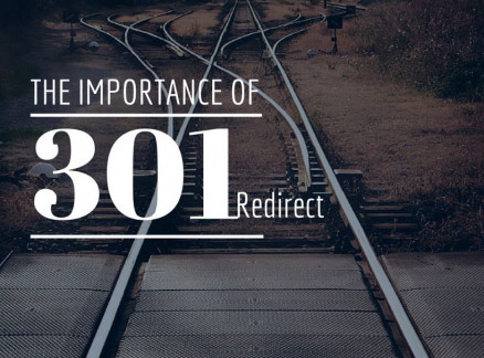 "The Importance Of ""301-Redirect"""