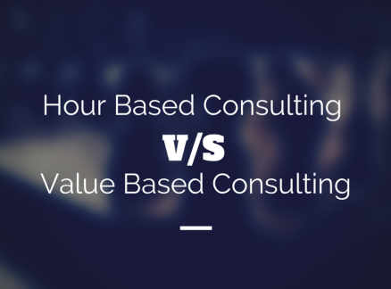 Should Consultants Charge by Hour? Or Should they Charge on the Basis of Value Added by them?
