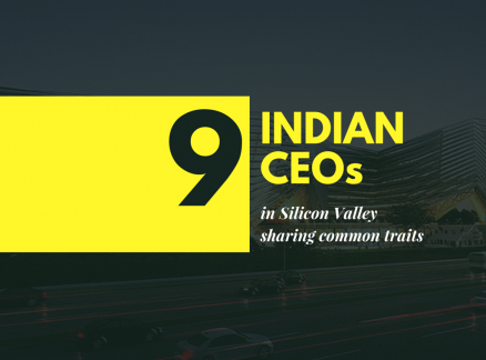 9 Indian CEOs in Silicon Valley Sharing Common Traits