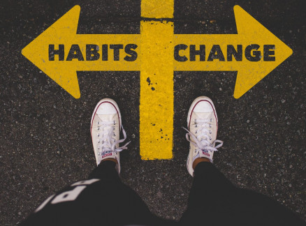 Habits, Change Acceptance, and You in Harmony