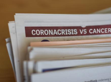 COVID-19 vs Cancer: An Analysis