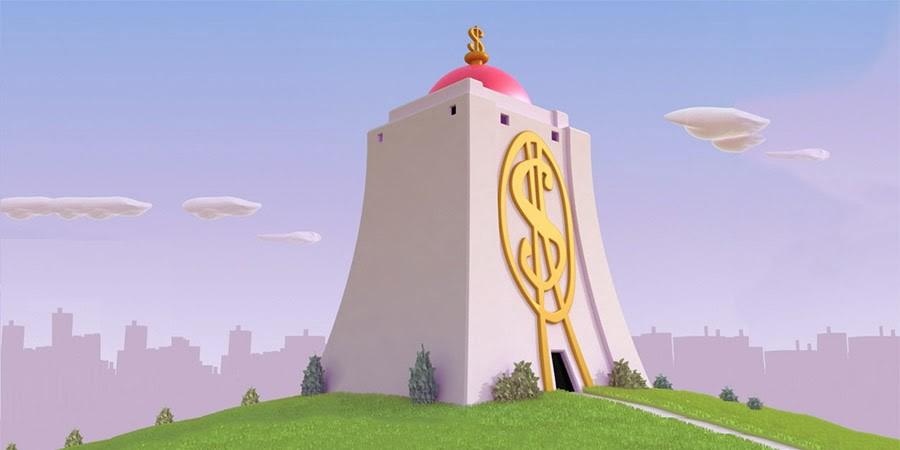 uncle scrooge's money bin
