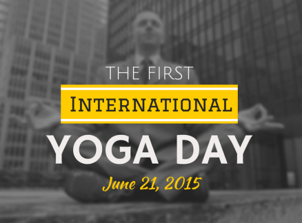 Two Weeks after the First International Yoga Day