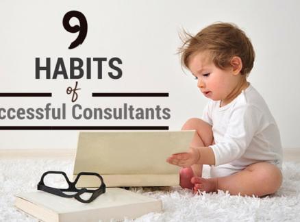 Nine Habits of Successful Consultants