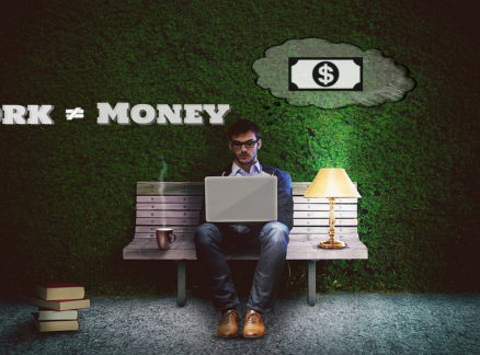 Money Shouldn't Be the Reason You Work