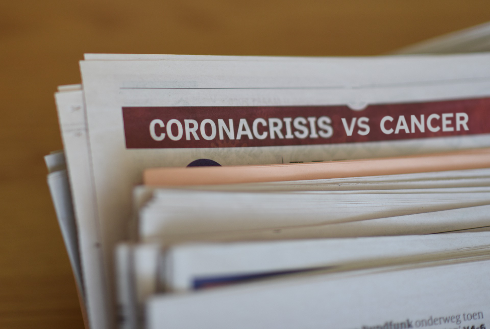 coronavirus vs cancer