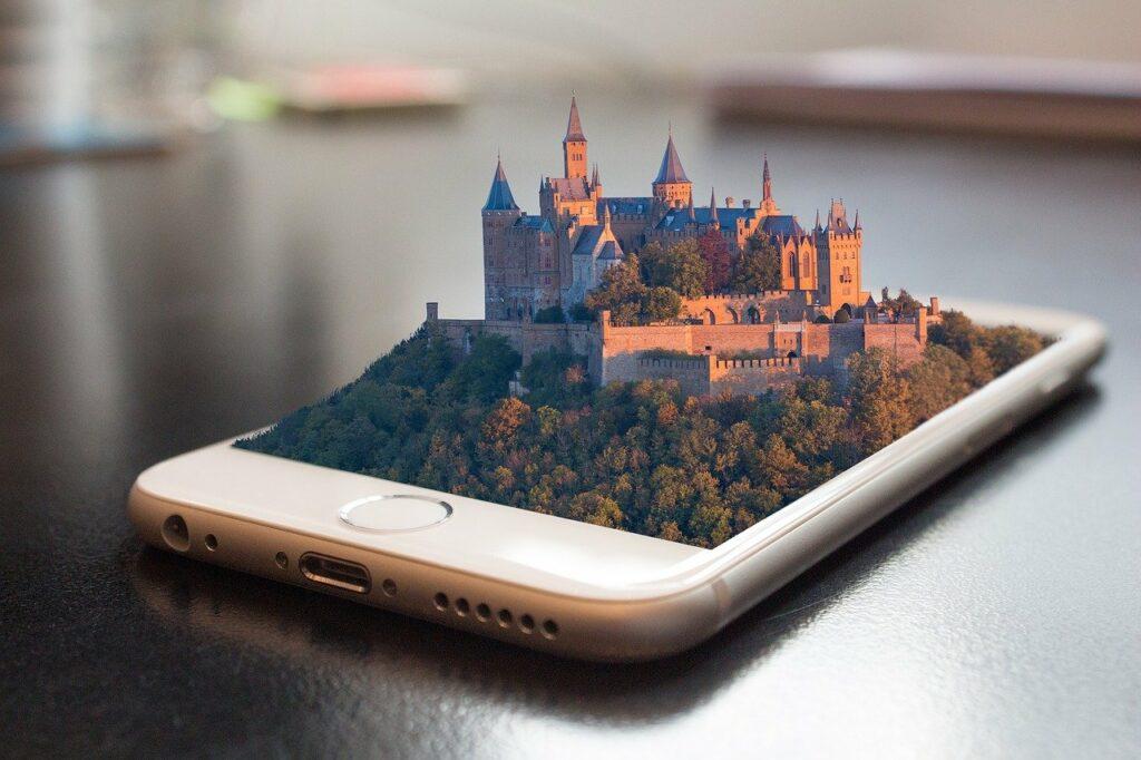 phone animation