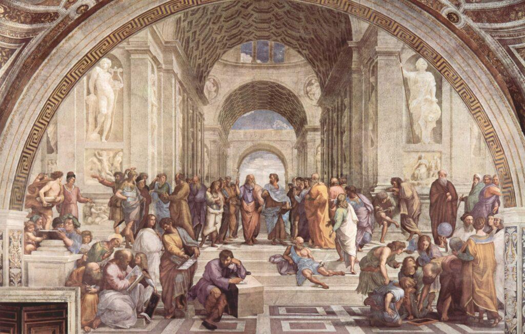 schools of Athens